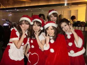クリスマスパーティー東京大阪345332