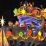 ディズニーシーのクリスマスのショーをチケットなしでも安く食事しながら観る方法と体験談!