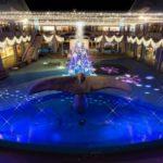 横浜・八景島シーパラダイスのクリスマスイベント「クリスマス花火シンフォニア」体験談