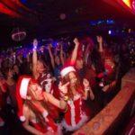 東京や大阪のクラブでクリスマスを過ごしてみる!